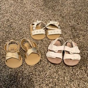 Baby girl 3-6 month sandals